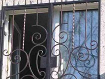 решетки из металла в Хабаровске
