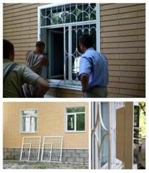 Установка решеток в Хабаровске