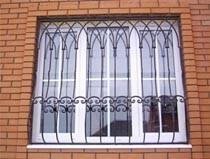 Металлоконструкции, металлические решетки в Хабаровске г.Хабаровск